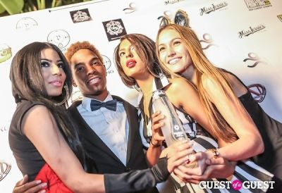 ncredible hero--antonio-anderson- in Nick Cannon's Ncredible Haunted Mansion Party