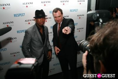 Alfani Red Hosts Ne-Yo Listening Party