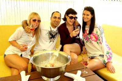 neal batra in Day & Night Beach Club Opening Day