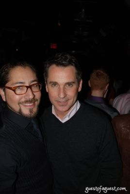 william kapfer in Genre Magazine Holiday Party