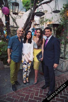korrina rico in Mari Vanna LA One-Year Anniversary Party