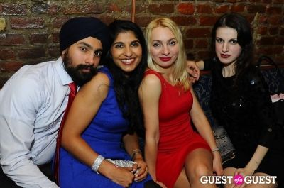 neha uberoi in IvyConnect New York Holiday Party
