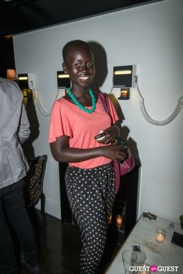 nema philip in H&M and Vogue Between the Shows Party