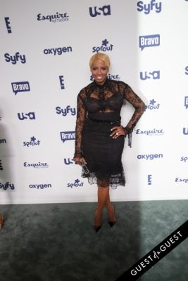 nene leakes in NBCUniversal Cable Entertainment Upfront