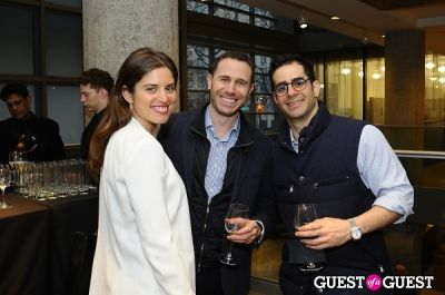 alp behar in IvyConnect NYC Presents Sotheby's Gallery Reception