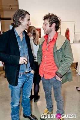 dustin yellin in 12th Annual RxArt Party