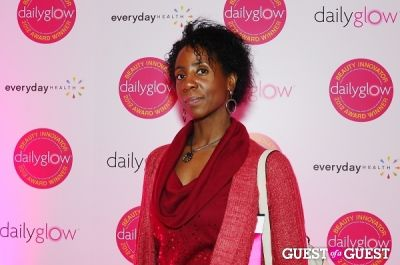 ni kita-wilson in Daily Glow presents Beauty Night Out: Celebrating the Beauty Innovators of 2012