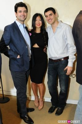 davide demiccol in IvyConnect NYC Presents Sotheby's Gallery Reception