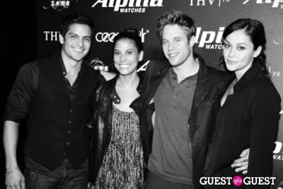 shaun sipos in Alpina Doorman Challenge And VIP Party.