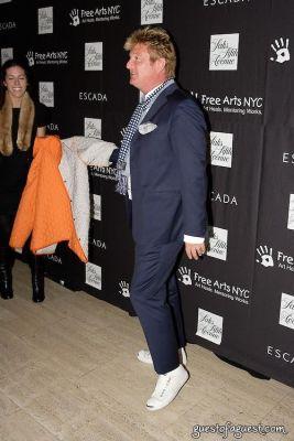 nicholas graham in Escada Event at Saks Fifth Avenue