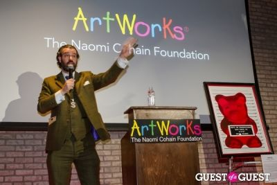 nicholas lowry in ArtWorks 2012 Art Auction Benefit