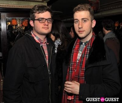 nicholas snow in United Bamboo after party at The Jane