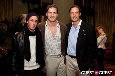 nick dello-joio in The Paradise Fund Celebrates The Inauguration of The Paradise Fund NYC
