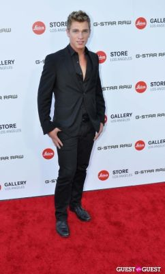 nick gruber in Leica Store Los Angeles: Grand Opening
