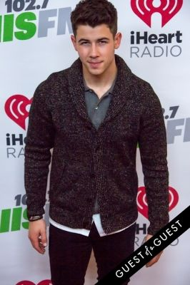 nick jonas in KIIS FM's Jingle Ball 2014