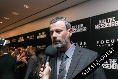 nick schou in Kill The Messenger Movie Premiere