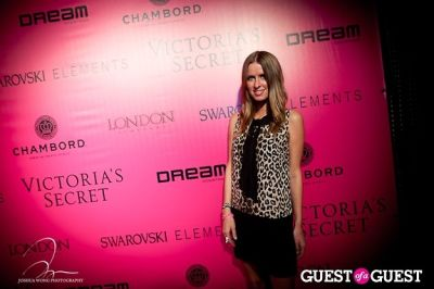 nicky hilton in Victoria's Secret 2011 Fashion Show After Party