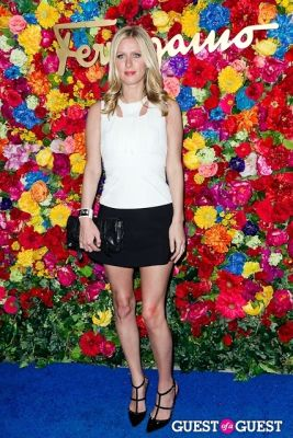 nicky hilton in Ferragamo Celebrates The Launch of L'Icona