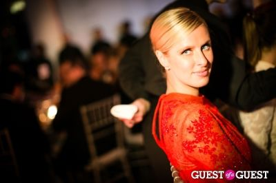 nicky hilton in Brazil Foundation Gala at MoMa