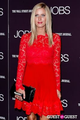 nicky hilton in Jobs (The Movie) Premiere
