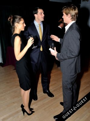 colin rankowitz in 92Y's Emerging Leadership Council second annual Eat, Sip, Bid Autumn Benefit