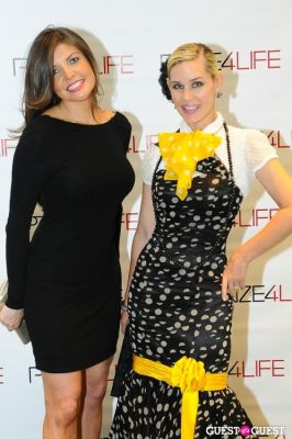 nicole noonan in The 2013 Prize4Life Gala