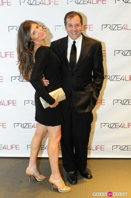 steven knobel in The 2013 Prize4Life Gala