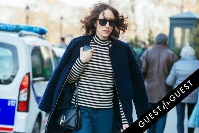 nicole phelps in Paris Fashion Week Pt 5
