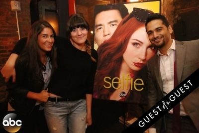 nicole sauma in Guest of a Guest hosts a screening for the ABC Selfie campaign
