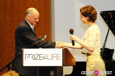 nicole szlezak in The 2013 Prize4Life Gala