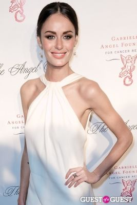 nicole trunfio in Gabrielle's Angel Foundation Hosts Angel Ball 2012