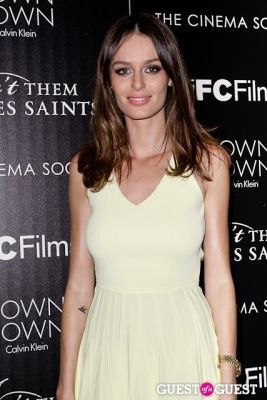 nicole trunfio in Ain't Them Bodies Saints