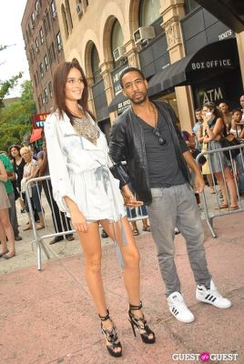 nicole trunfio in The Extra Man Premiere Starring Katie Holmes