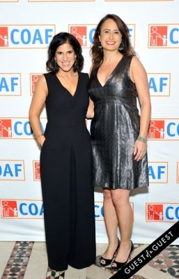 lori janjigian in COAF 12th Annual Holiday Gala