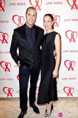 nigel barker in Love Heals 2013 Gala
