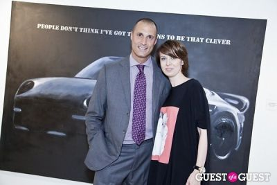 nigel barker in Auto Portrait Solo Exhibition at 25CPW Gallery