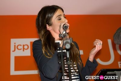 nikki reed in JCP Pop-Up with Joe Fresh