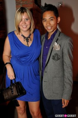 nikki schwab in Fashion's Night Out: VIP Pre-Party at L2