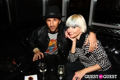 niko liakaris in DailyCandy Collaborations Launch Party