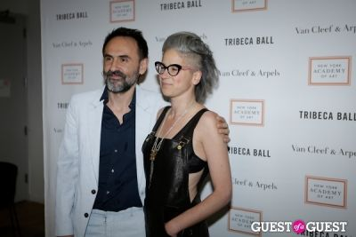 nikola duravcevic in New York Academy of Arts TriBeCa Ball Presented by Van Cleef & Arpels