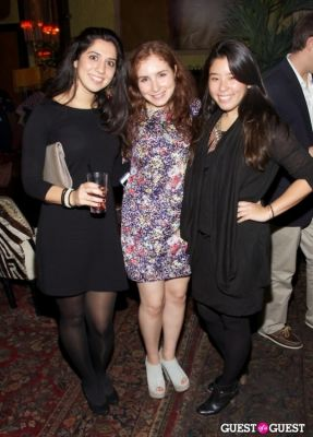 yumi matsuo in 2012 NYC Innovators Guest List Party Sponsored by Heineken