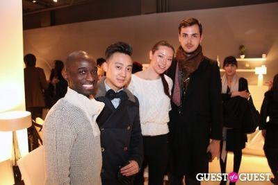 ninh nguyen in Pop Up Event Celebrating Beauty, Art & Fashion