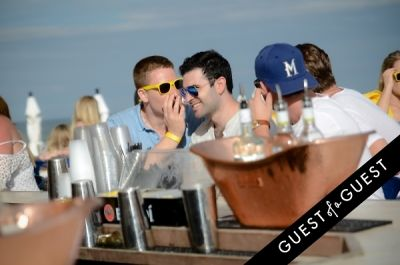 noah meicler in Turn Up The Summer with Bacardi Limonade Beach Party at Gurney's
