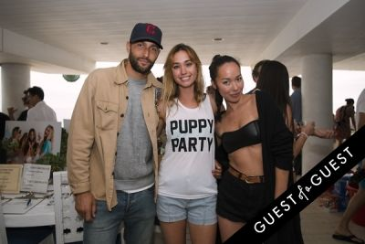stephanie kay-meyer in Puppies & Parties Presents Malibu Beach Puppy Party