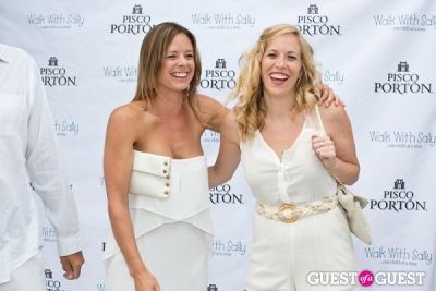 noelle parks in Walk With Sally's 7th Annual White Light White Night