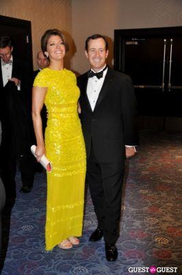 norah odonnell in The White House Correspondents' Association Dinner 2012