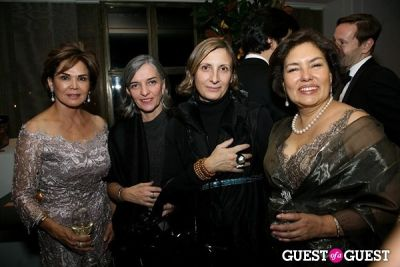 norma barbacci in World Monuments Fund Gala After Party