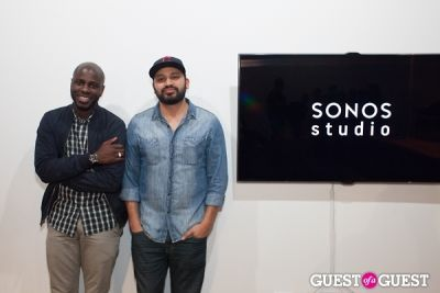 eddie cota in An Evening with The Glitch Mob at Sonos Studio