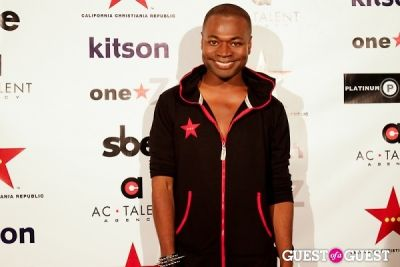 odain watson in oneZ Summer Soiree Hosted by CCR Brand, AC Talent, and Kitson