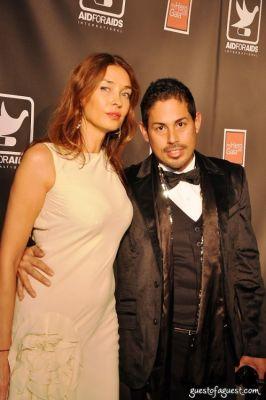 olatz schnabel in Aid for Aids International My Hero Gala 2009